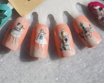 Nail Decals: Pantomime Water Nail Decals Summer Sale!!!