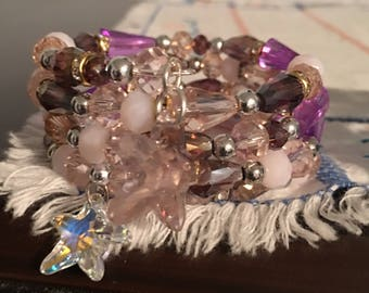 Star Swarovski Bracelet