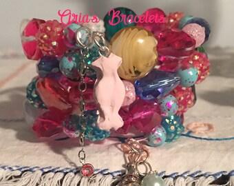 Candy themed Bracelet