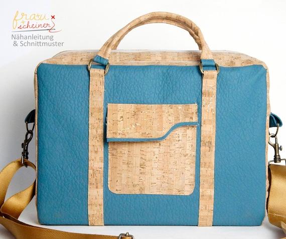 Businesstasche Notebooktasche Aktentasche und Laptoptasche | Etsy