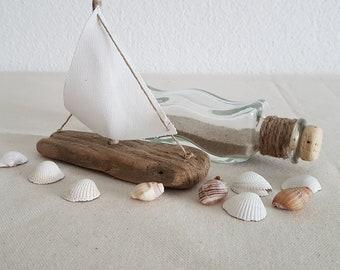 Bottle Mail & Sailing Ship No. Ⅰ