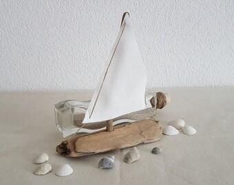 Bottle Mail & Sailing Ship No. Ⅱ