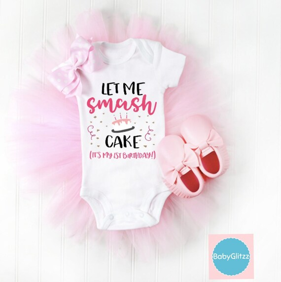 Amazing Baby Girls First Birthday Outfit 1St Birthday Girls Etsy Personalised Birthday Cards Epsylily Jamesorg
