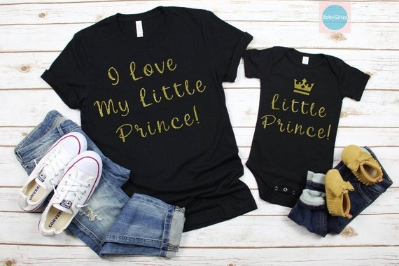 476aa8ad10d7 Mommy and Me Matching Shirts Mommy and Me My LIttle