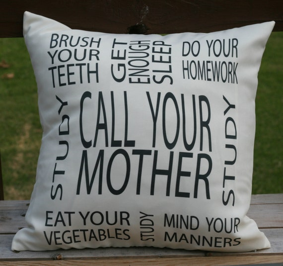 College Student Reminders 40X40 Decorative Pillow Cover Etsy New College Decorative Pillows