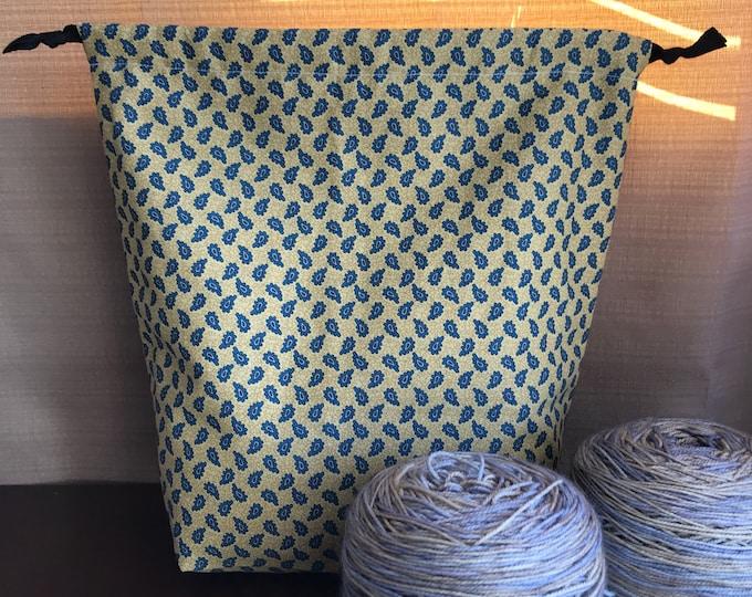 Medium Drawstring Project bag