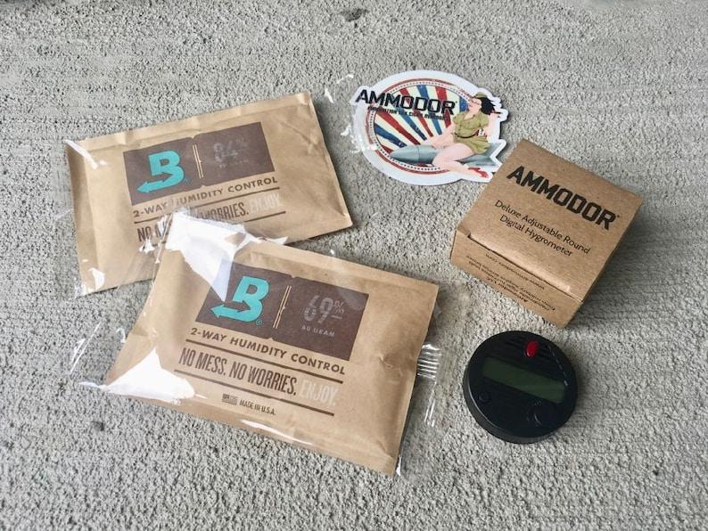 DIY Cigar Humidor Kit Build your own humidor from ...