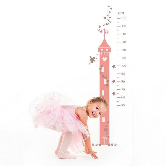 Pretty  Princess Height Chart