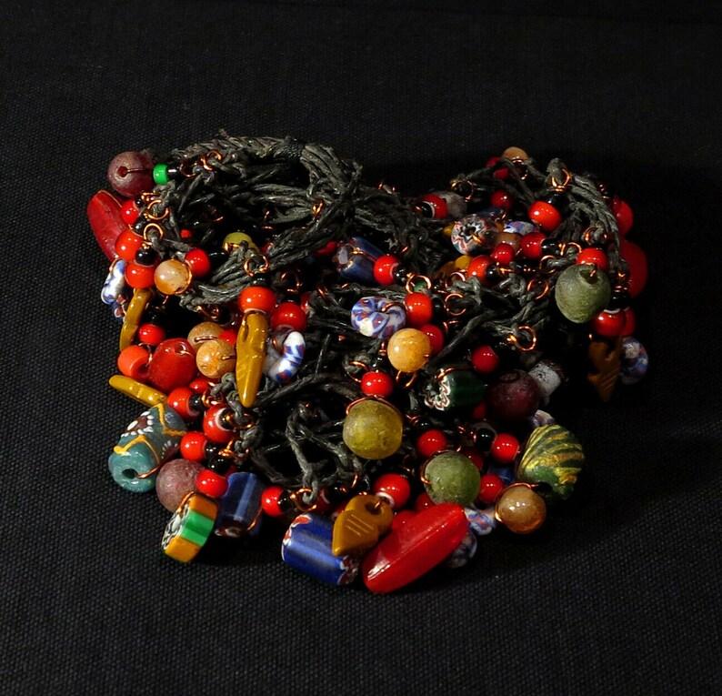 Fine Berber Necklace \u2013 Guelmim Region South Morocco