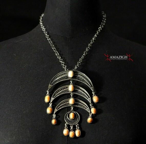 Old Fine Necklace – KIRDAM – Egypt