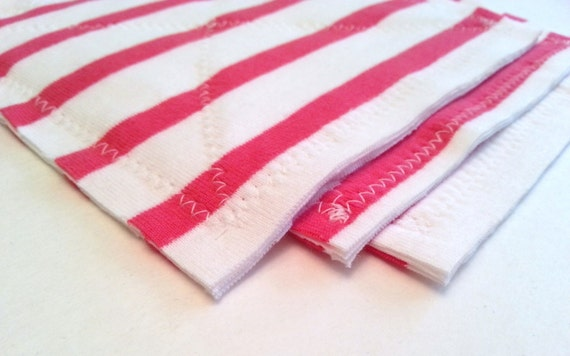 Pink Kitchen Cloth Recycled T Shirt Cotton Dish Rags Eco Friendly Cleaning Cloth Eco Friendly Home Gift