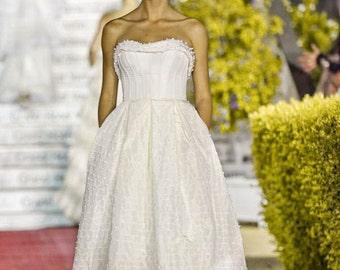 French wedding dress | Etsy