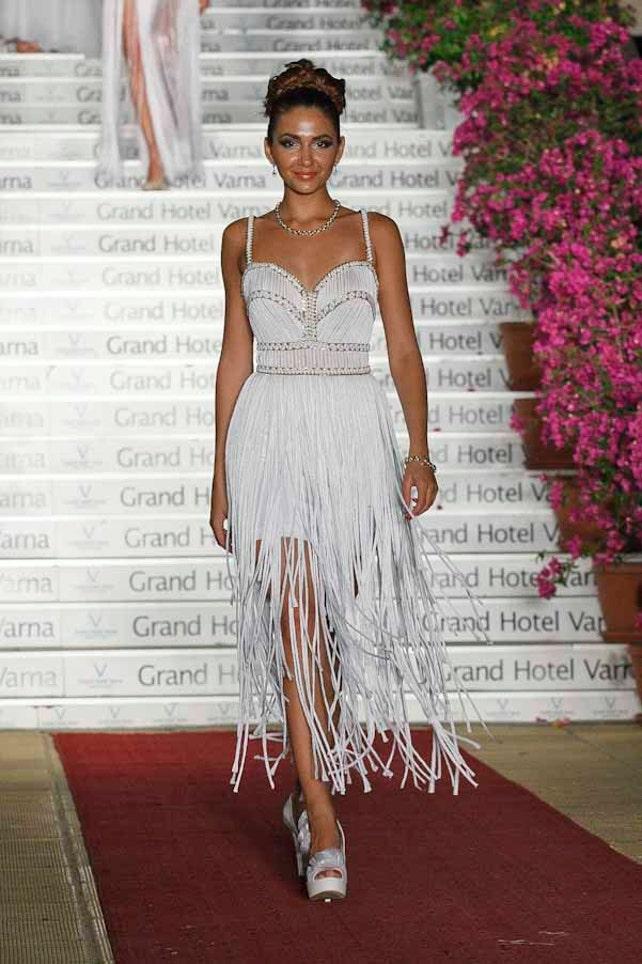 Fransen Sie Brautkleid für den Strand Hipster Hochzeitskleid   Etsy
