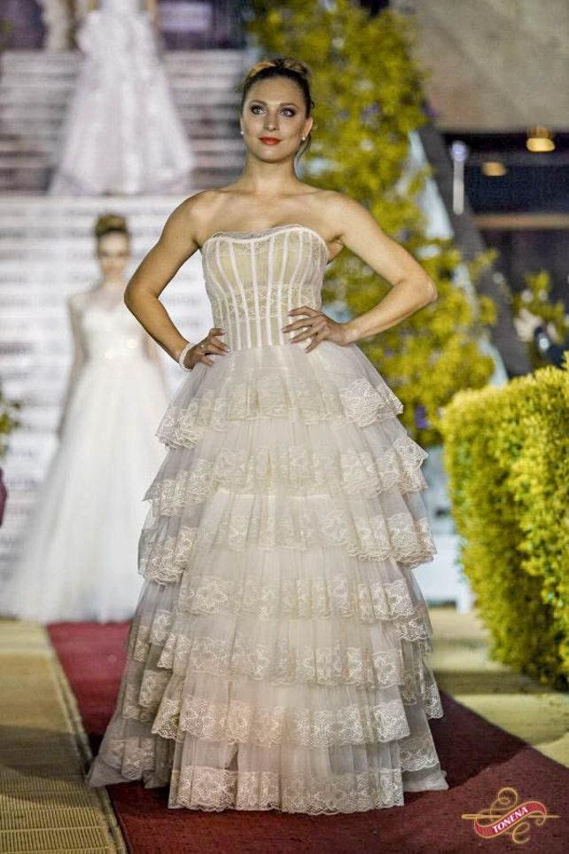 Victorian wedding dress Elegant bridal dress Boho dress | Etsy