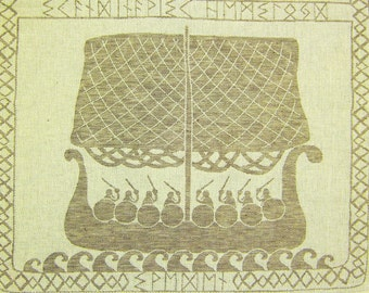 Woven Linen/Cotton Fabric