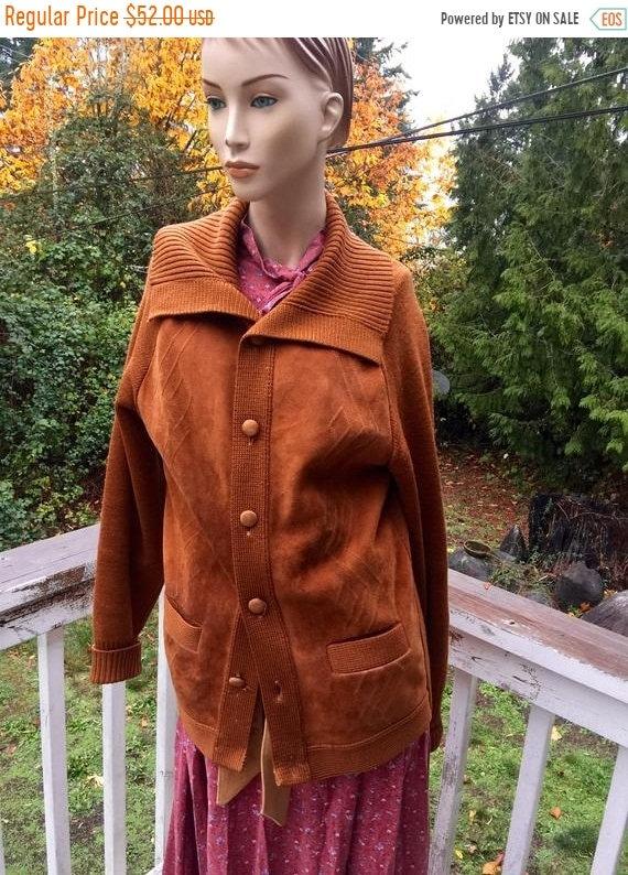 SALE Boyfriends Tundra Retro Suede Leather Wool Kn