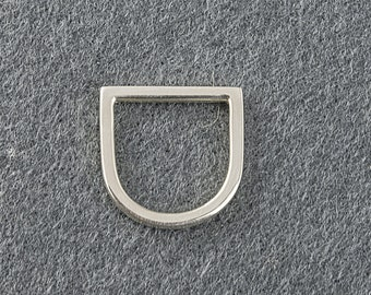 Silver Ring, Square Ring, Silver Ring, Geometric Ring, Simple Ring, Sterling Silver Ring, 925 Silver Ring.