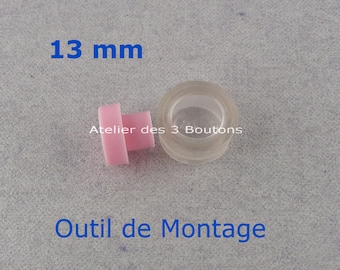 "Tool 1/2"" (Size 20) for Cover Buttons 1/2"" (Size 20)"