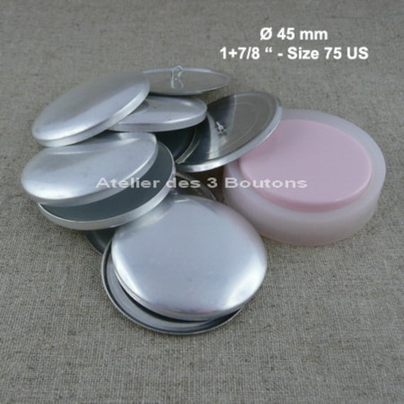 Cover Button Assembly Tool ANY Size