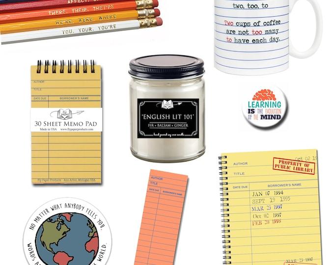 The Ultimate Teacher Gift Set