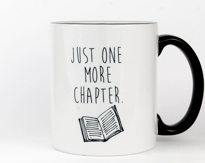 One More Chapter - Coffee Mug