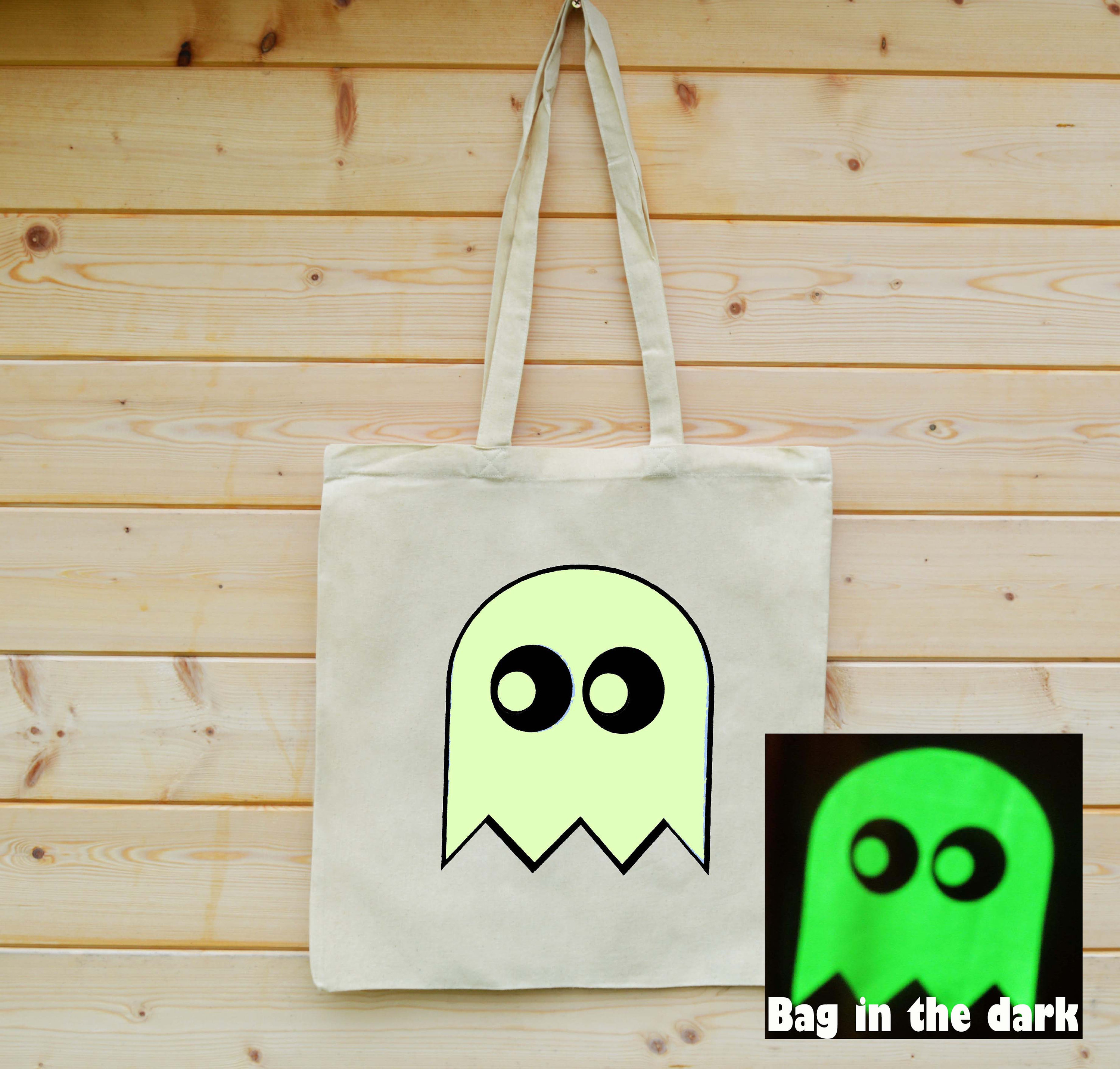 4ea0a11d43ab Glow in the dark bag