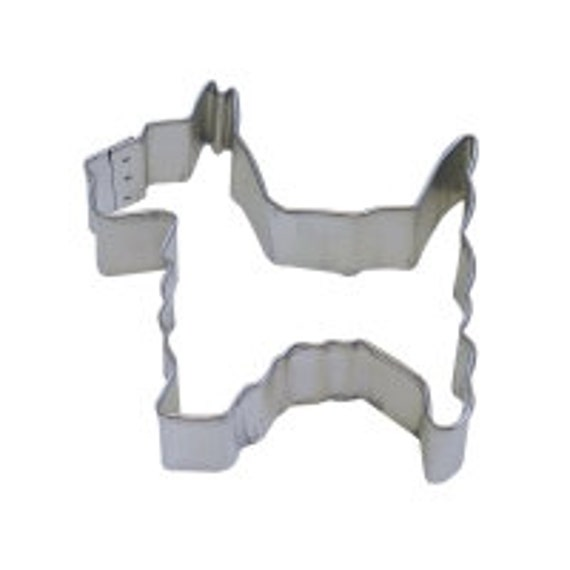 de40c7336bd Scottie Dog Cookie Cutter 3.5