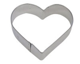 Heart 3'' Cookie Cutter