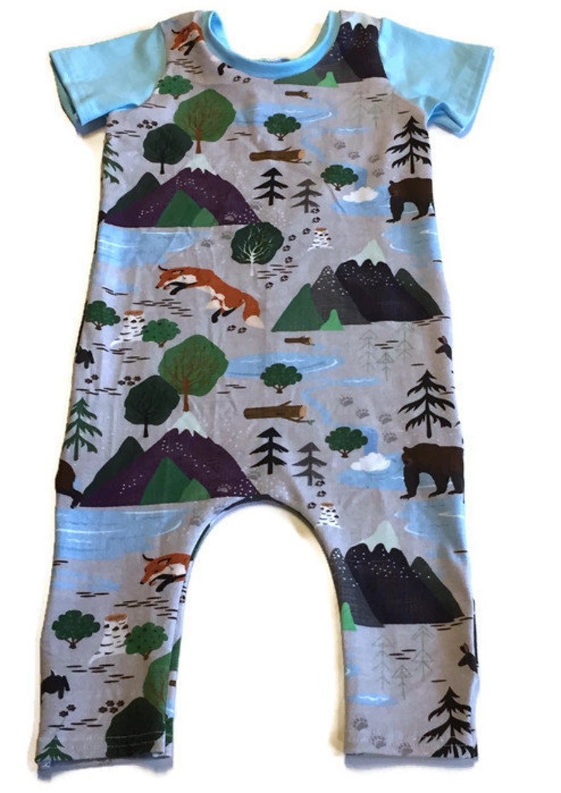 763dc237ea61 Coverall Romper 3/6 months Baby clothes toddler clothes baby | Etsy