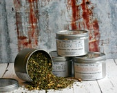 Monthly Herbal Tea Subscription (3) (6) or (12) Months - Free Shipping - 3 Tins Every Month - Tea Lover Gift from Boondock Enterprises