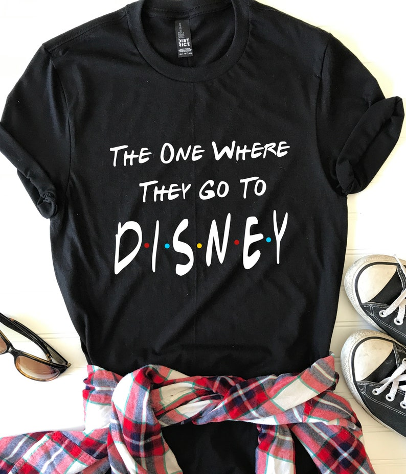 The One Where They Go To Disney  Disney and Friends TV image 0