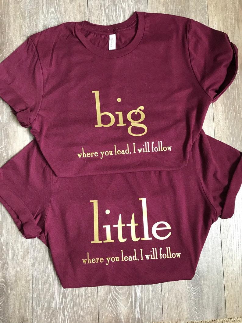 becc5863 Sorority Shirts Gilmore Girls Themed Big Little Reveal | Etsy