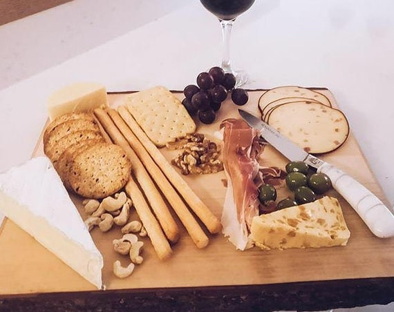 Wood Craft, Donal Cleary Design, CheeseBoard (food wine not incl)