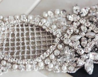 Bridal Sash -  Netto 18 inches