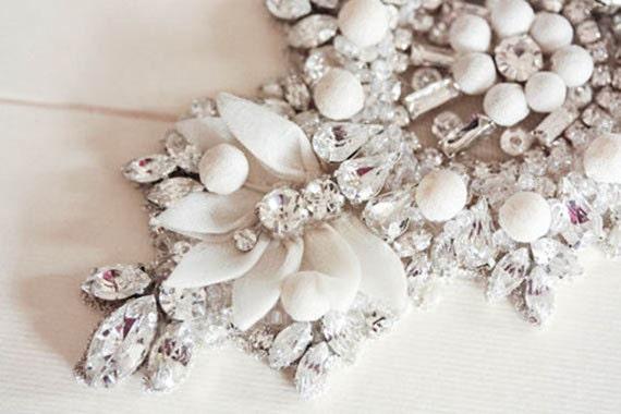 Unique Wedding Dress Sashes Belts: Unique Wedding Sash Crystal Sash Bridal Sashes And Belt