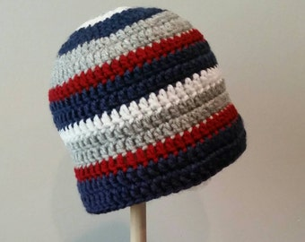 A great hat for New England Patriots fans! Go Pat s Hat. Winter hat 87432045f
