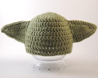 Yoda Beanie Etsy
