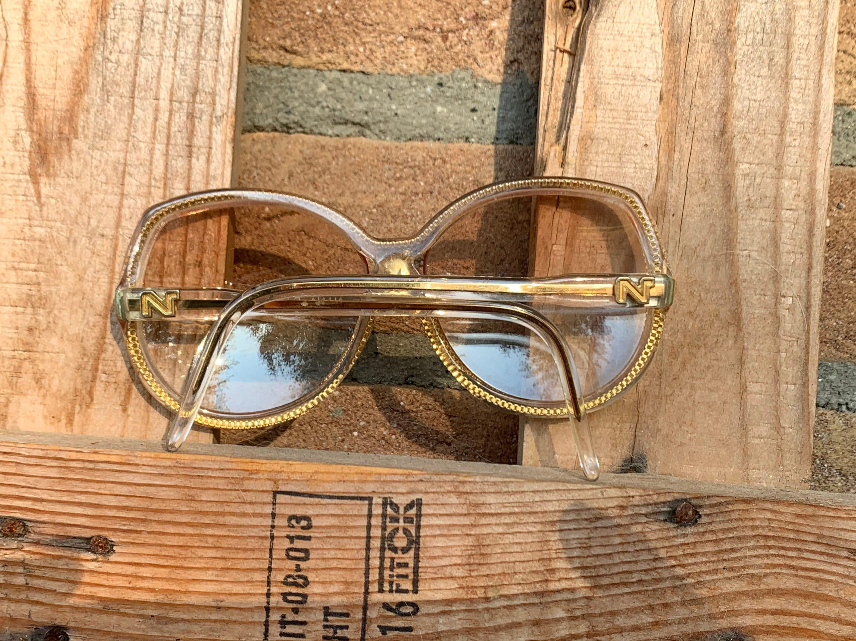 Gafas de mujer espumosa marca NINA RICCI modelo raro con