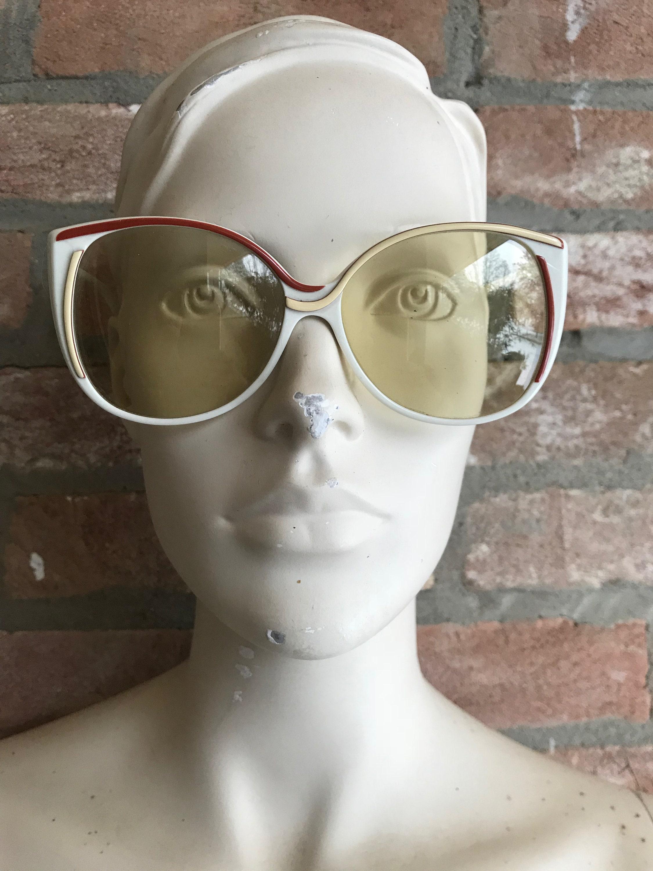 Gafas de sol para mujer de los 90 aspecto de gran tamaño