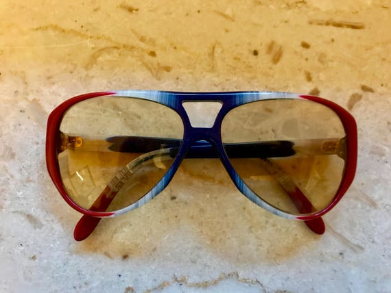Vintage men sunglasses, Baruffaldi retro sunglasse