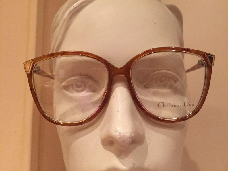 f047c08e62f4 Christian Dior cat-eye oversize woman eye frame woman