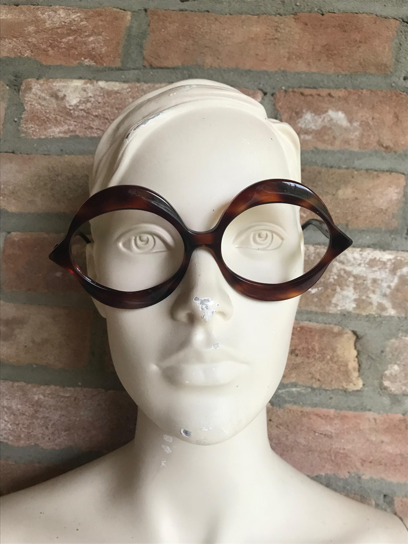Labios Pierre Cardin de 1960 gafas vintage marco para gafas
