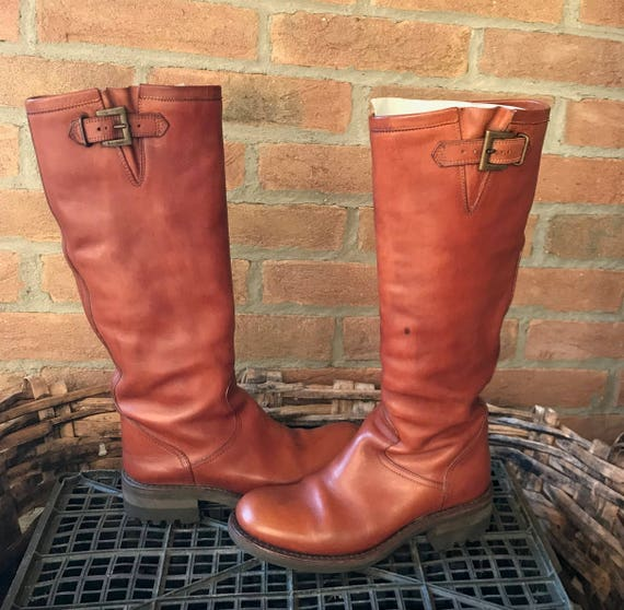 Bickers boots, Freelance Geronimo boots, vintage f