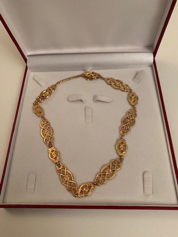 Antique necklace, France