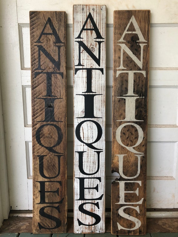 Antique Signs Kitchen Signs Wood Signs Wood Sign Hand Painted Etsy