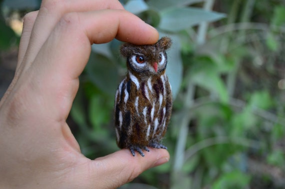 Tiny Owl - by Harthicune