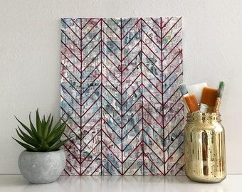 Michelle Abstract Fine Art, Original Art, Line Work, Modern Art, Original Painting, Wall Art, Canvas Art, Fine Art, Geometric Art