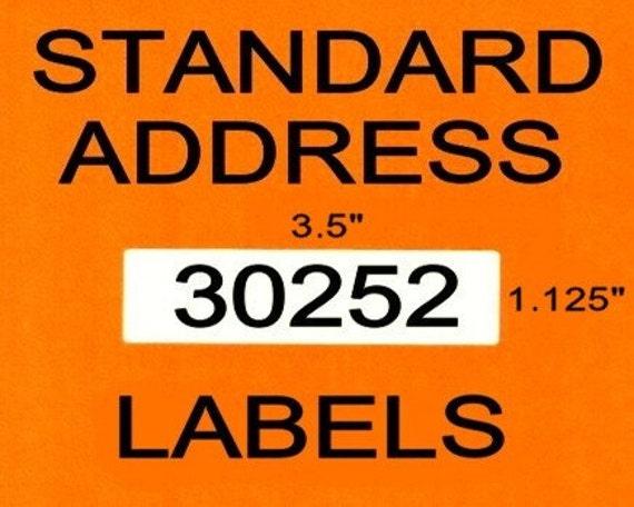 4x6 Labels fit Dymo LabelWriter 4XL 1744907 USA Made /& BPA Free