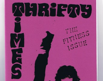 Thrifty Times 37 - A Zine about Thrifting