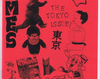 Thrifty Times 20 - The Tokyo Issue - A Zine about Thrifting